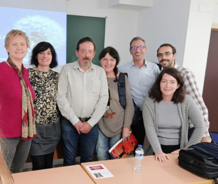 Grupo Peer Sevilla2018