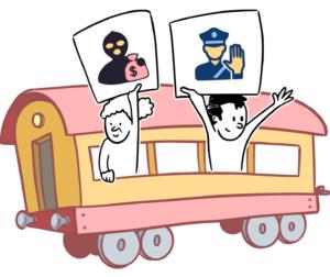 vagón fraude