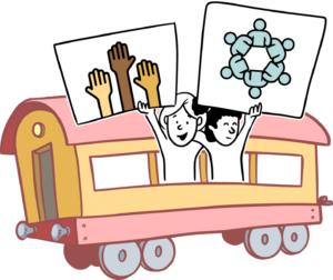 vagón comunidades